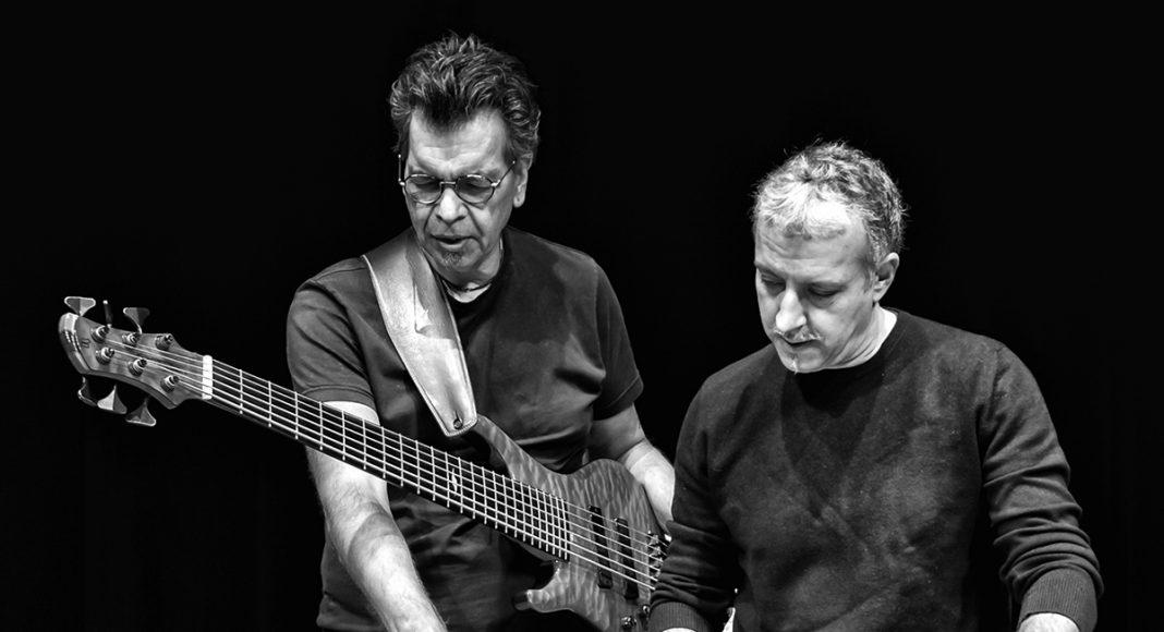 Luca di Luzio Jimmy Haslip Quintet 011
