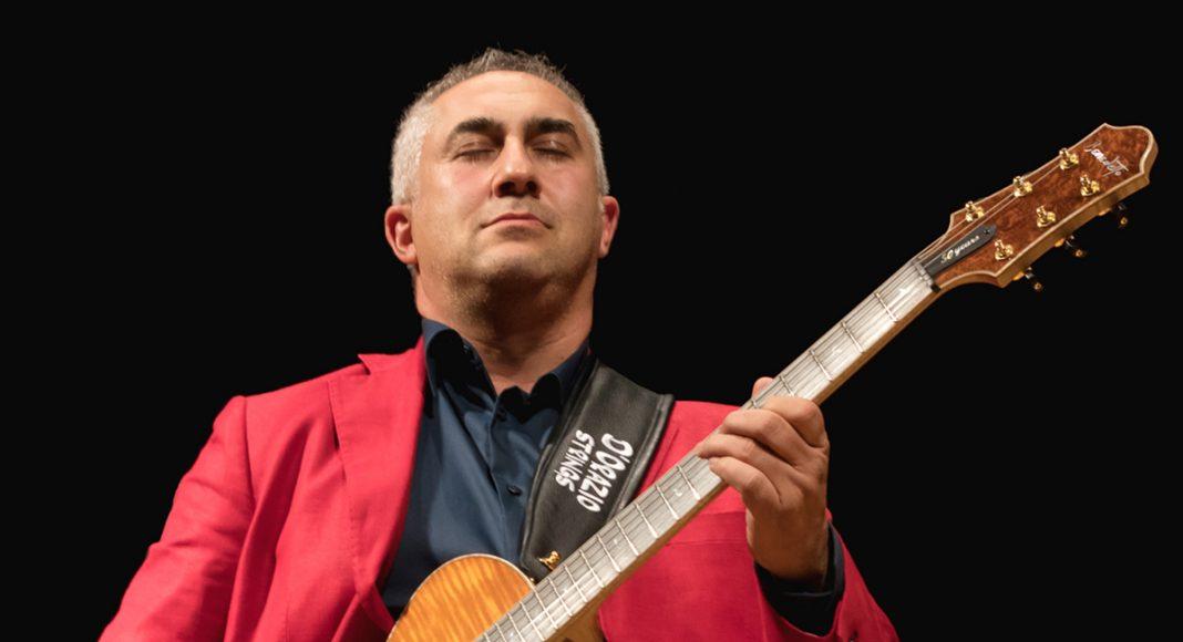 Luca di Luzio Jimmy Haslip Quintet 033