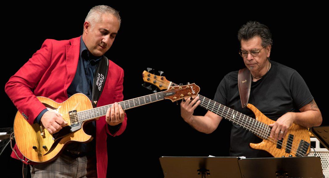 Luca di Luzio Jimmy Haslip Quintet 037