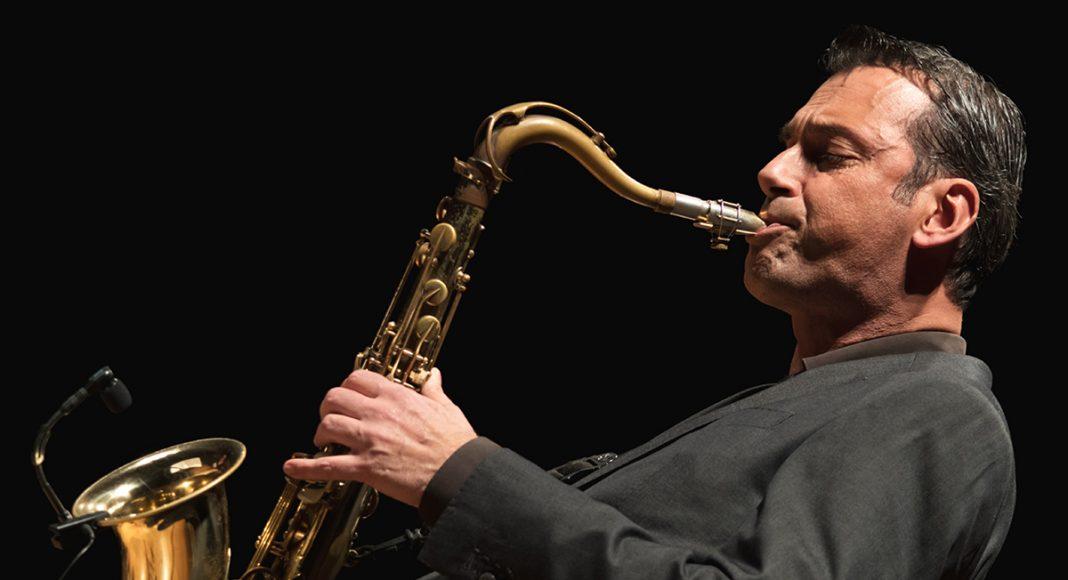 Luca di Luzio Jimmy Haslip Quintet 038