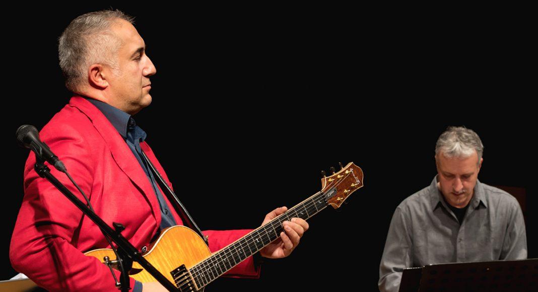 Luca di Luzio Jimmy Haslip Quintet 039