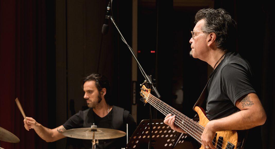 Luca di Luzio Jimmy Haslip Quintet 042