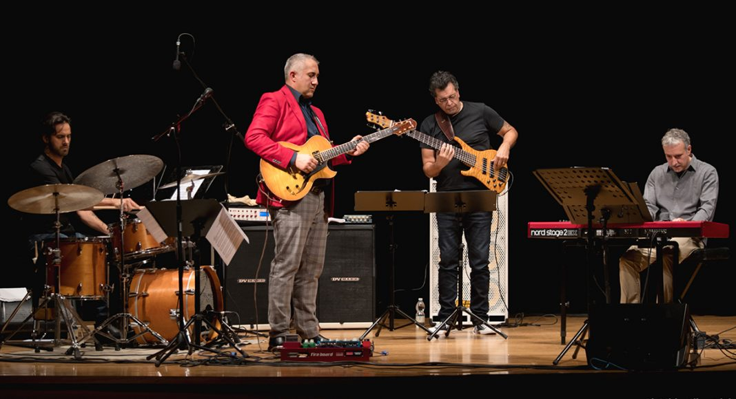 Luca di Luzio Jimmy Haslip Quintet 046