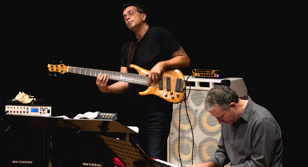 Luca di Luzio Jimmy Haslip Quintet 051
