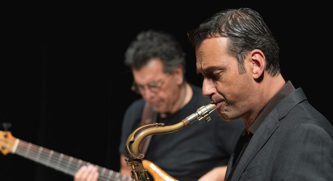 Luca di Luzio Jimmy Haslip Quintet 052