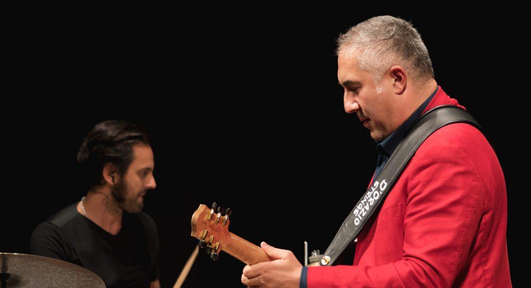 Luca di Luzio Jimmy Haslip Quintet 053