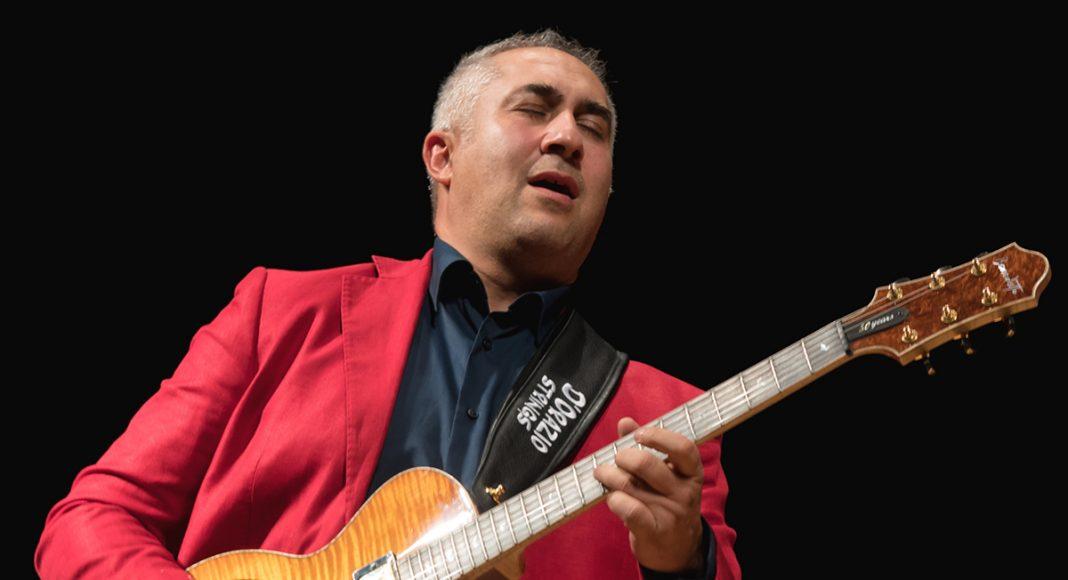 Luca di Luzio Jimmy Haslip Quintet 064