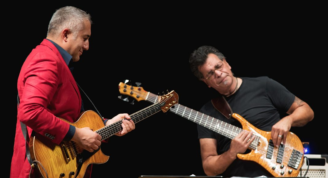 Luca di Luzio Jimmy Haslip Quintet 065