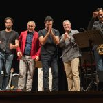 Luca di Luzio Jimmy Haslip Quintet 069