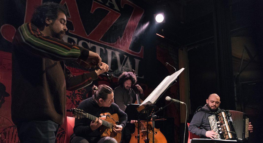 Note Noire Quartet 020