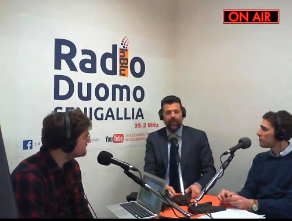 maurizio mangialardi prospettive radio duomo