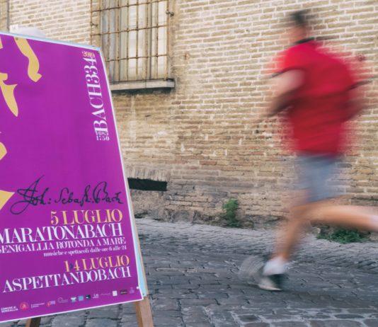 maratona bach 2019 cover